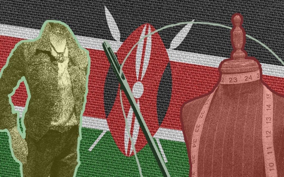 Kenia bloeit – juist zónder westers katoen