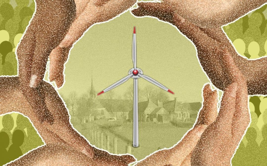 De coöperatie als startpunt voor de energietransitie