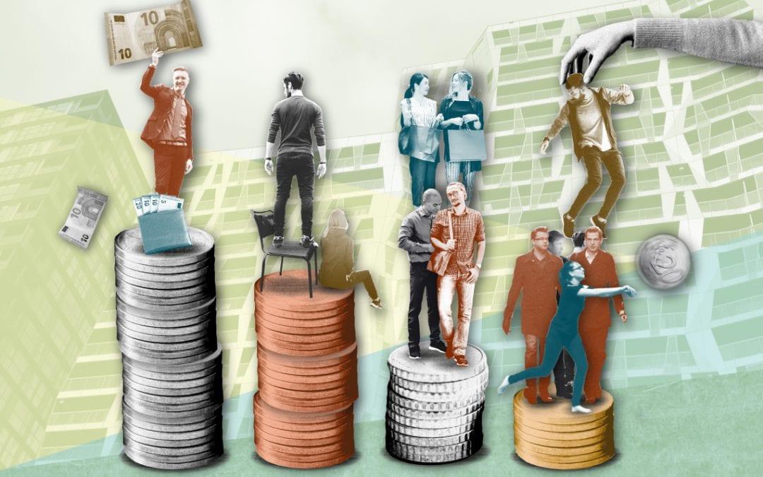 Een basisinkomen als antwoord op automatisering?