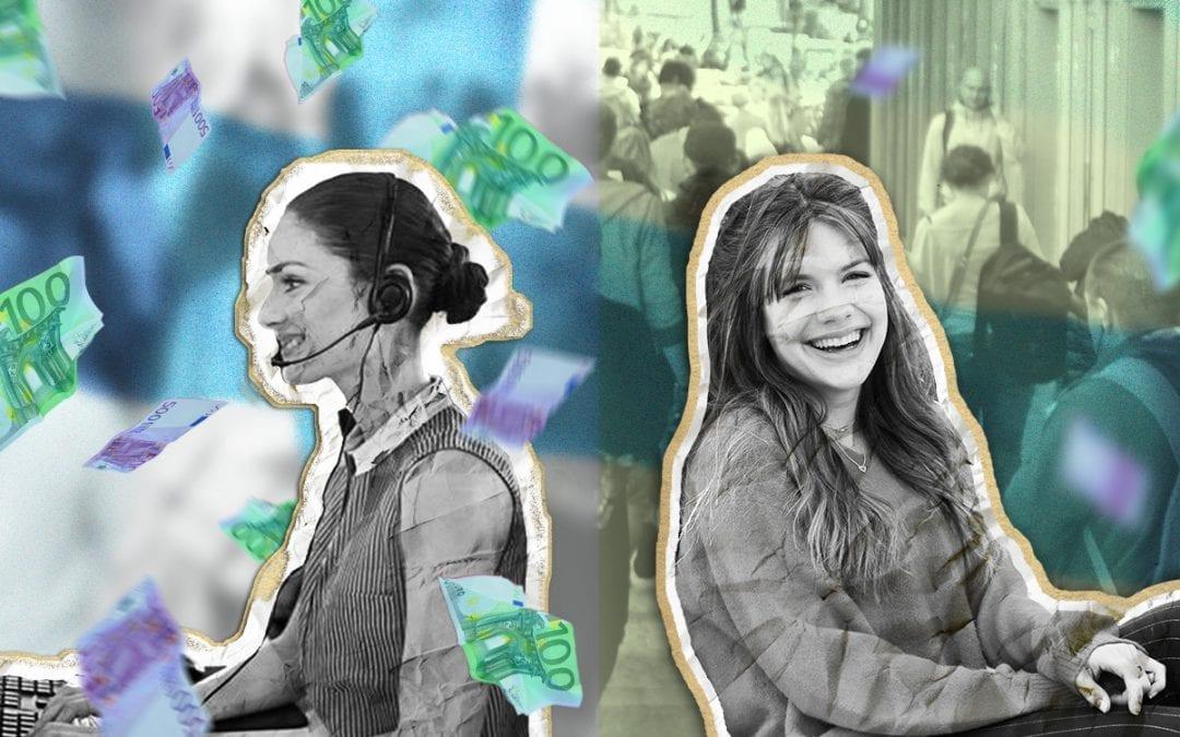 Betaalde onzin of een basisinkomen?