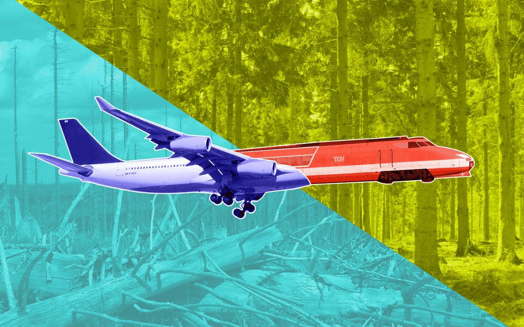 CO₂-compensatie maakt vliegen niet milieuvriendelijk