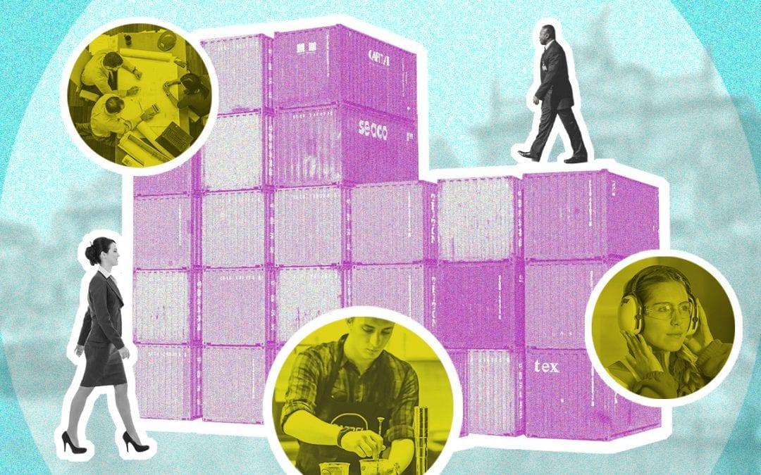 Een gebouw recyclen: hoe doe je dat?