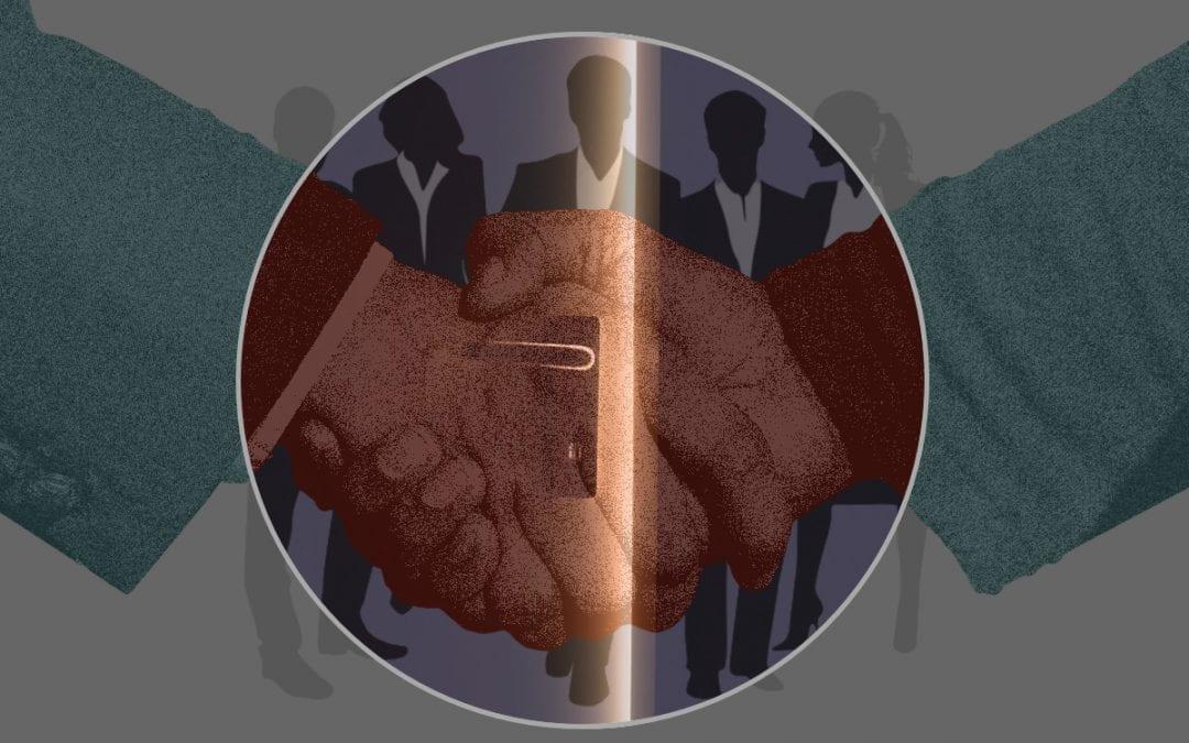 Een open deur: maak lobbyen transparant