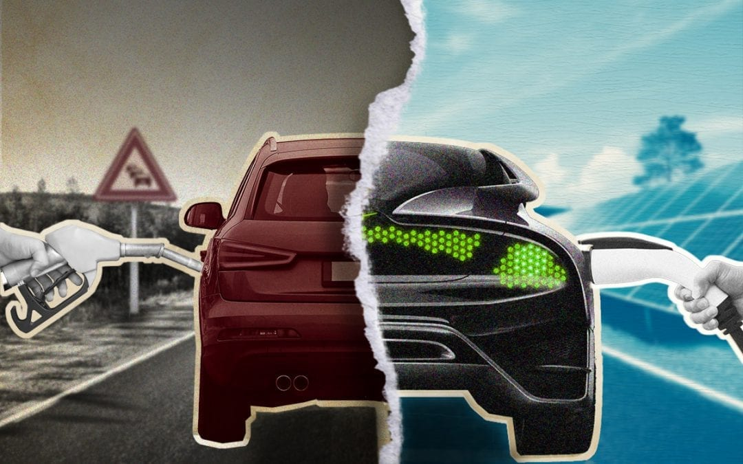 Het autorijden van de toekomst