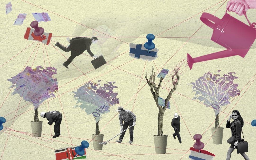 Het basisinkomen: meer dan bijstand