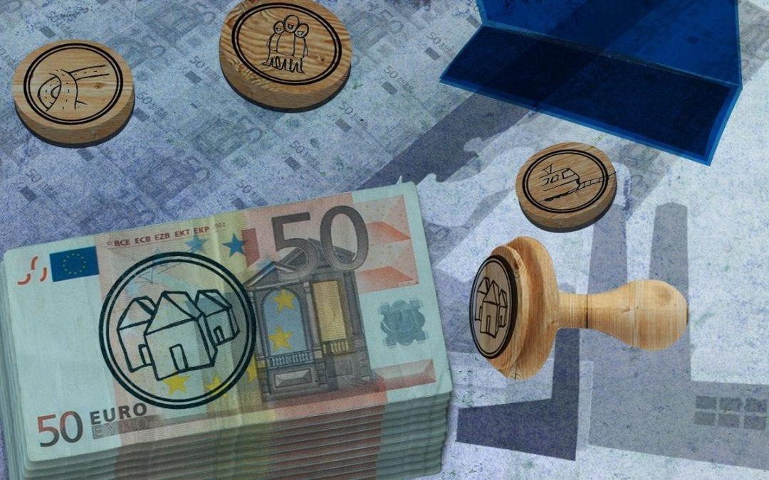 Idealistisch geld bijdrukken