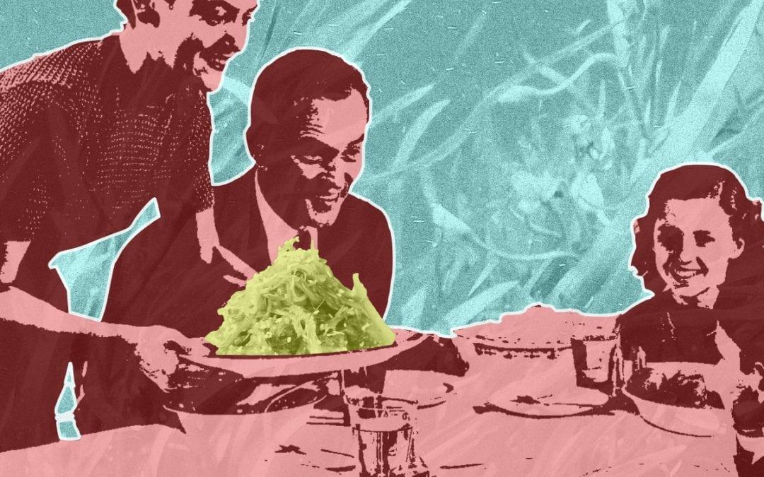 Is zeewier het eten van de toekomst?