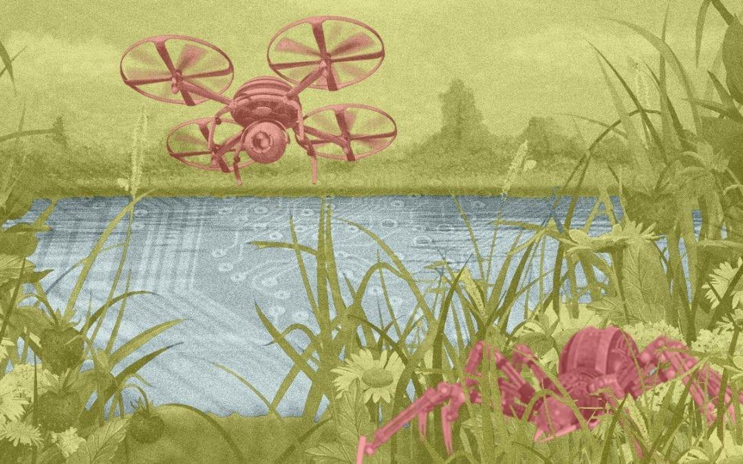 Kan een computer de natuur redden?