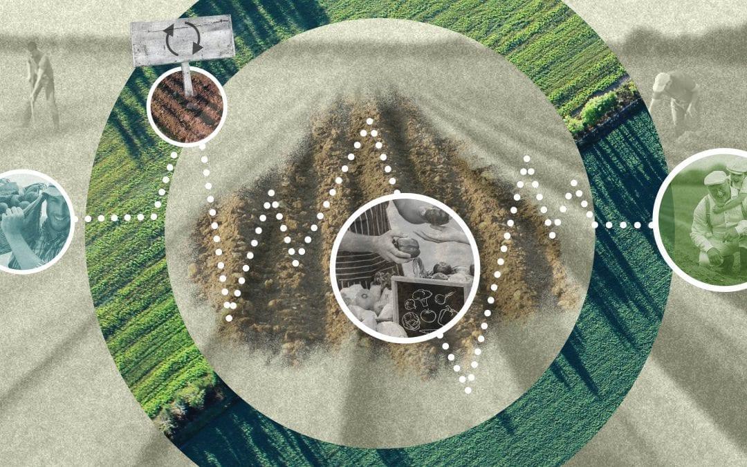 Neem landbouwgrond in pacht