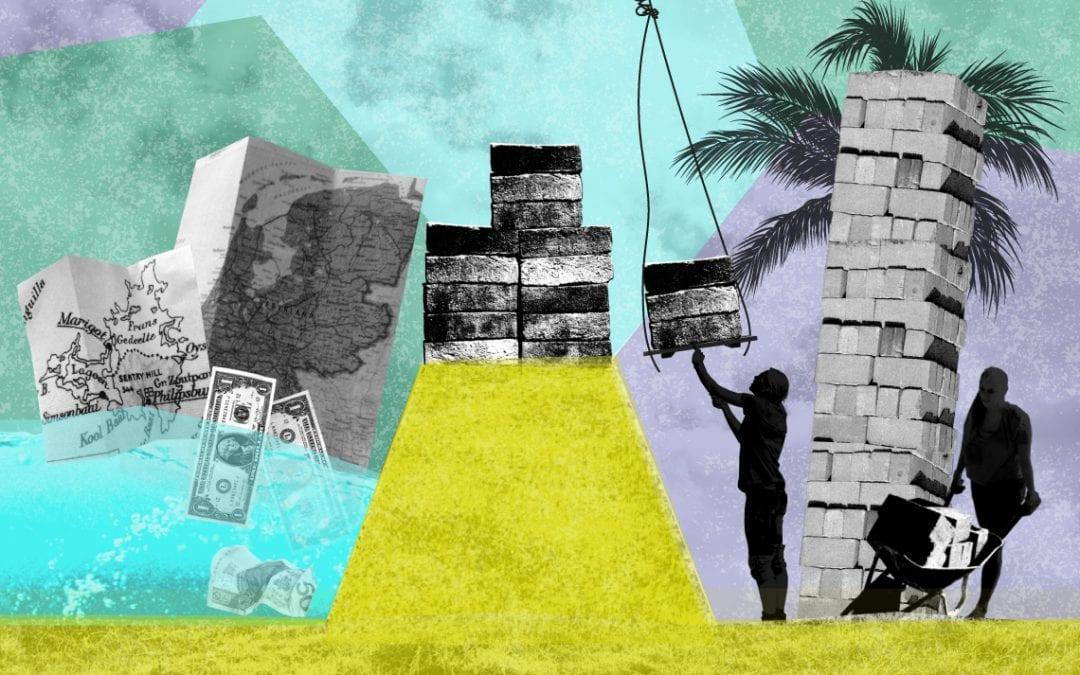 De politieke situatie maakt Sint-Maarten nog kwetsbaarder