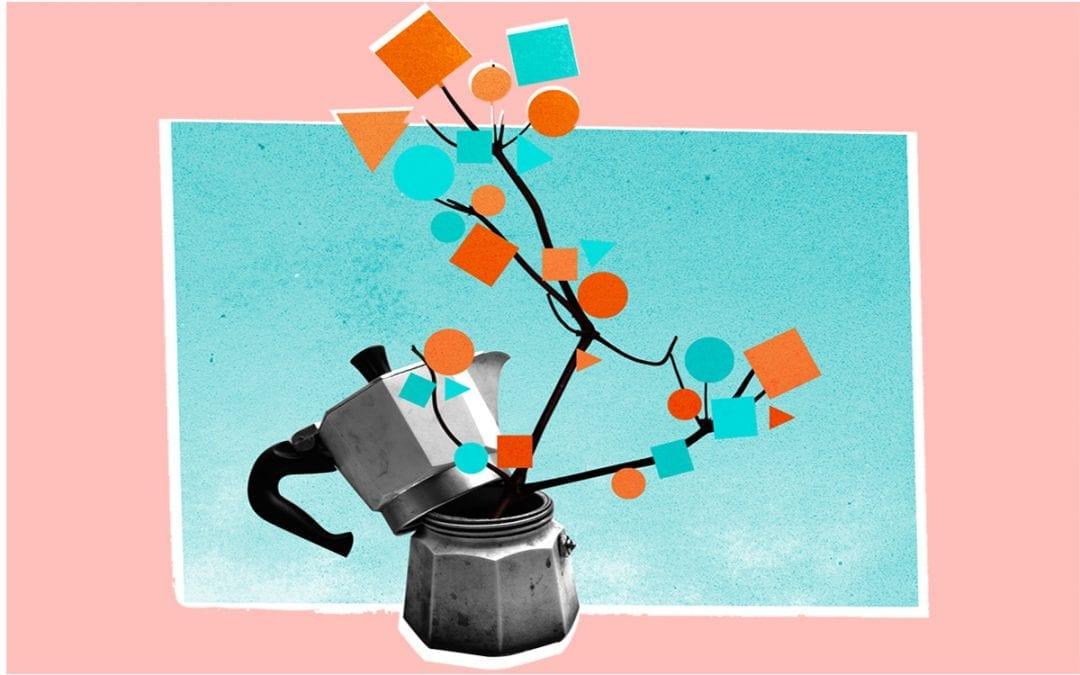 Geef je koffiedrab een tweede leven