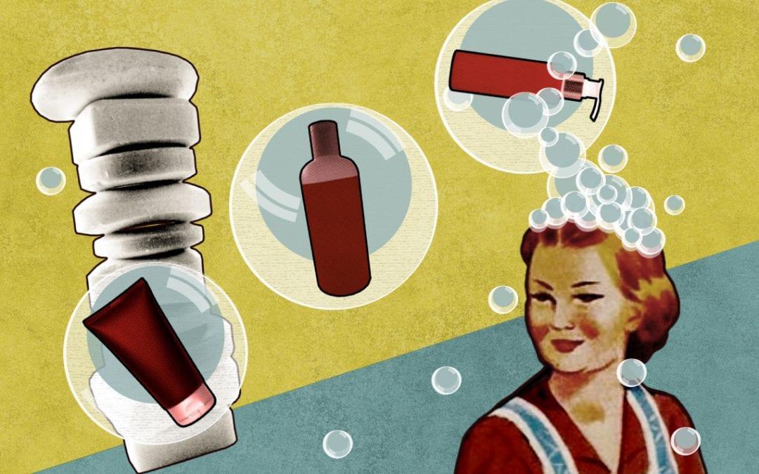 Koop je shampoo eens in ballen