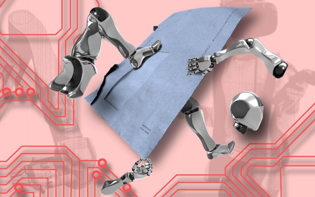 Moeten robots belasting betalen?