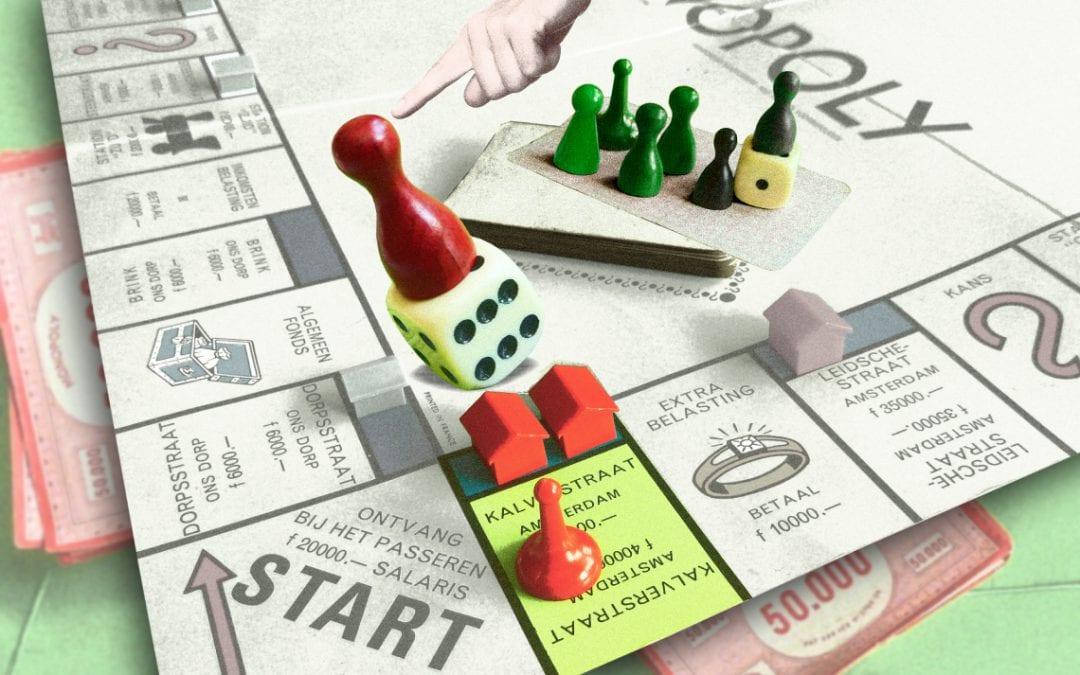 Wat economen kunnen leren van Monopoly