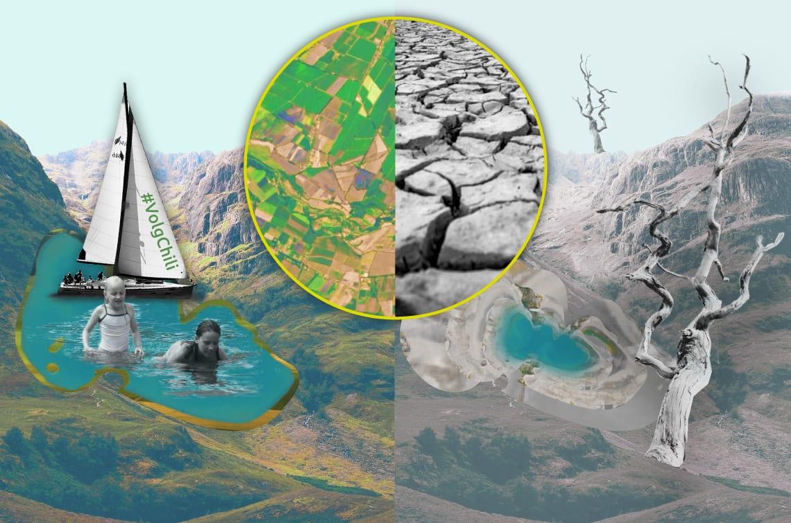 Waarom droogte in Chili ook ons probleem is