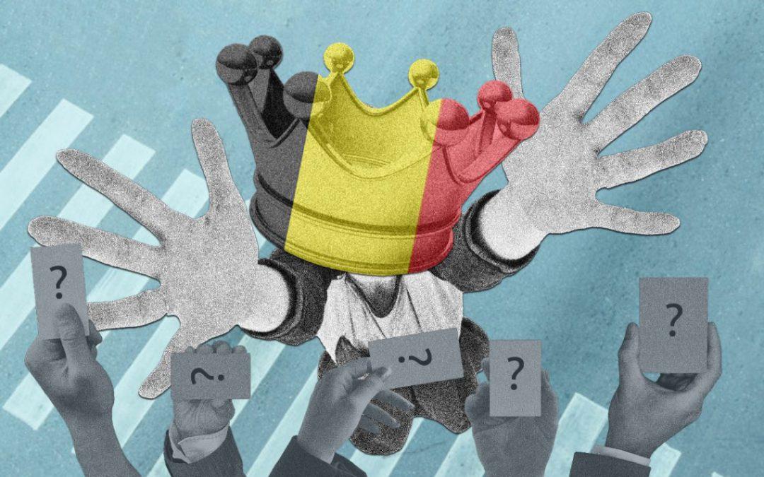 Burgers grijpen de macht in België